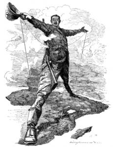 Rhodes as Colossus
