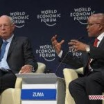 WEF Africa_Schwab and Zuma