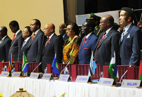 Do we have the vision, courage and passion to recognise the potential of SADC?