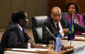 President Jacob Zuma attends Extraordinary Summit of the SADC Double Troika, 20 Feb 2015