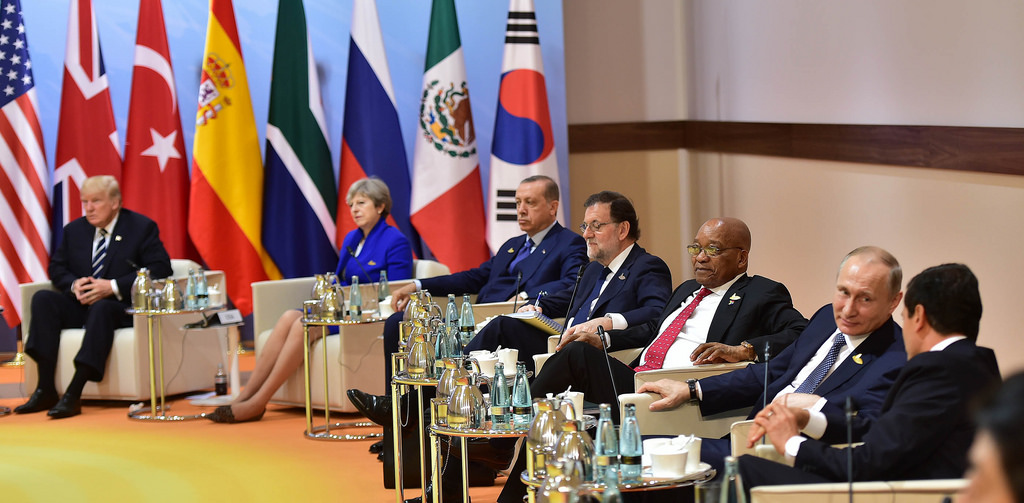 Sustainable Development in Africa and the role of the G-20