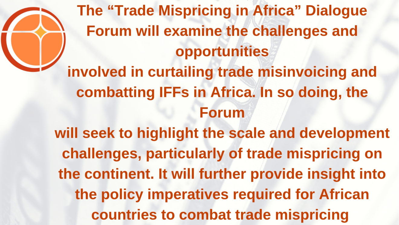 GEG Africa Dialogue on Trade Mispricing in Africa (1)