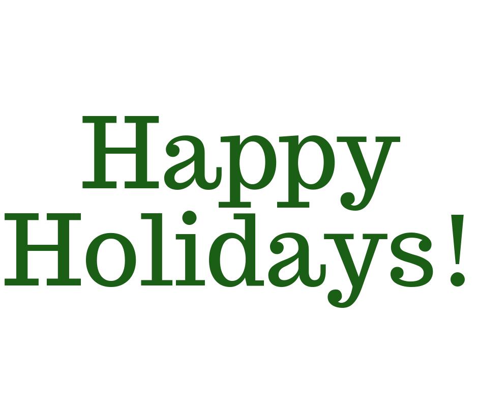 Happy Holidays! (4)