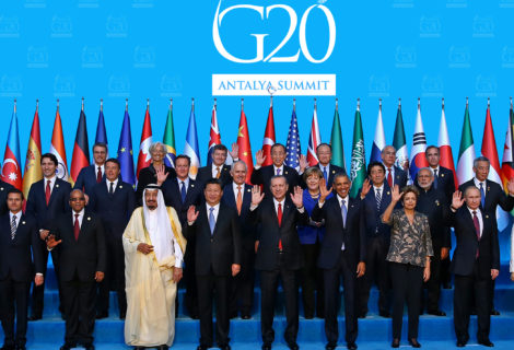 The G20 and the WTO: The Way Forward