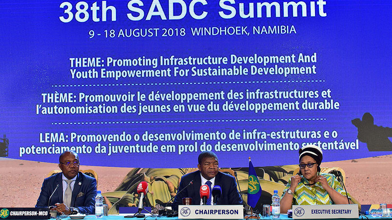 Namibia Taking Over the SADC Chair