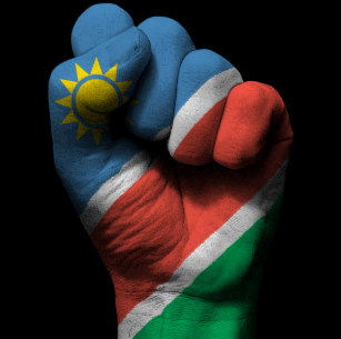 """Namibia """"The Land of the Brave"""""""