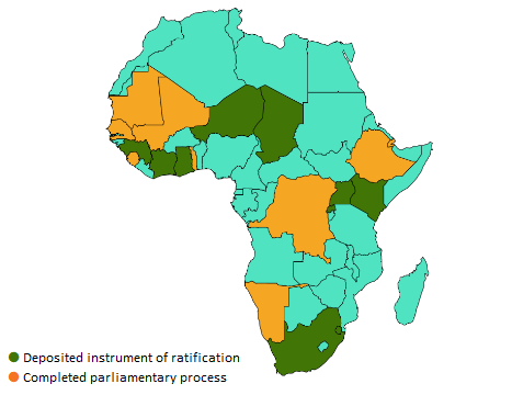 African Continental Free Trade Agreement (AfCFTA): Status Update for Business Stakeholders and the Private Sector